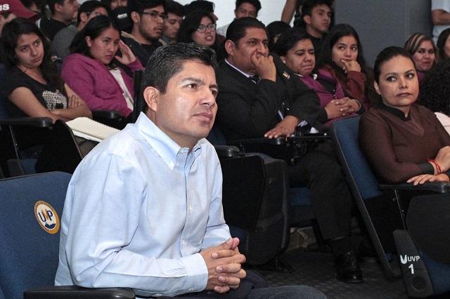 Aventaja Lalo Rivera en preferencia electoral por la alcaldía de Puebla