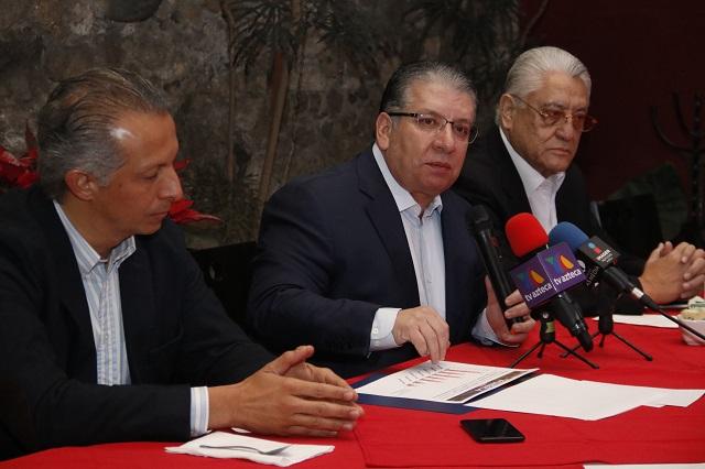 Se apunta Doger otra vez como candidato del PRI a la gubernatura