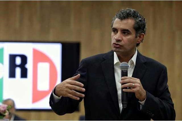 PRI plantea que entre todos los partidos donen mil mdp a damnificados