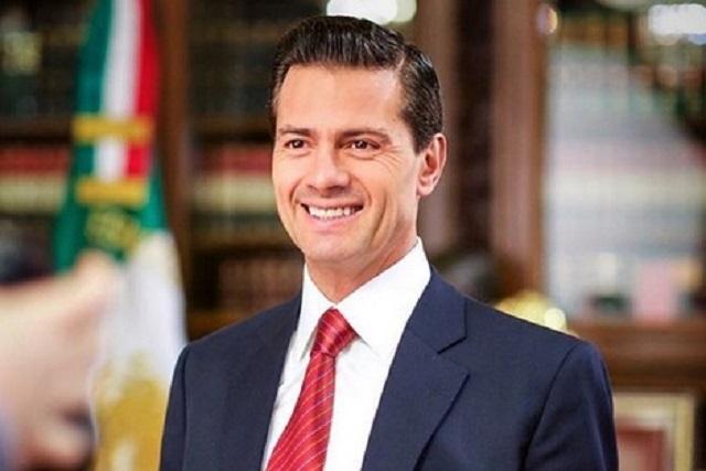 ¿Tania Ruiz está esperando un hijo de Enrique Peña Nieto?