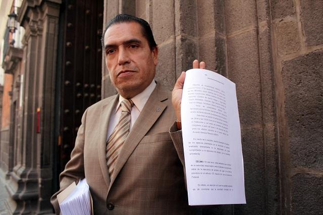 Al fin restituye el TSJ a Romero Razo como juez en Teziutlán