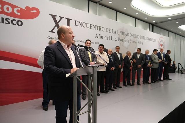 Enrique Alfaro cambia de opinión y ya no venderá jet privado de Jalisco
