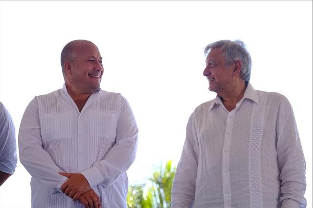 Ya chole con la grilla, dice AMLO a sus seguidores en Jalisco