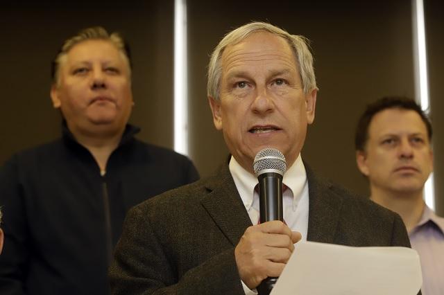 Acepta Cárdenas derrota en las urnas y lamenta abstencionismo