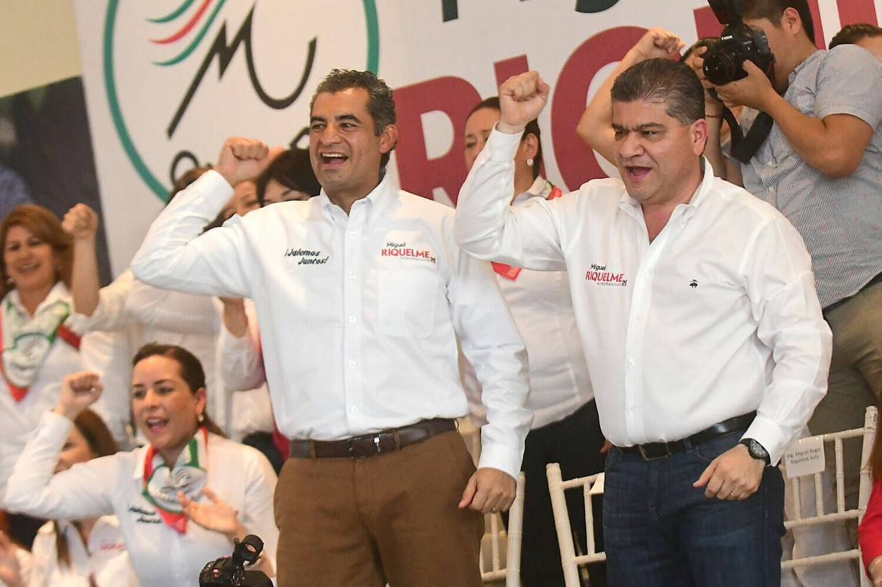Convoca Riquelme a la reconciliación en Coahuila