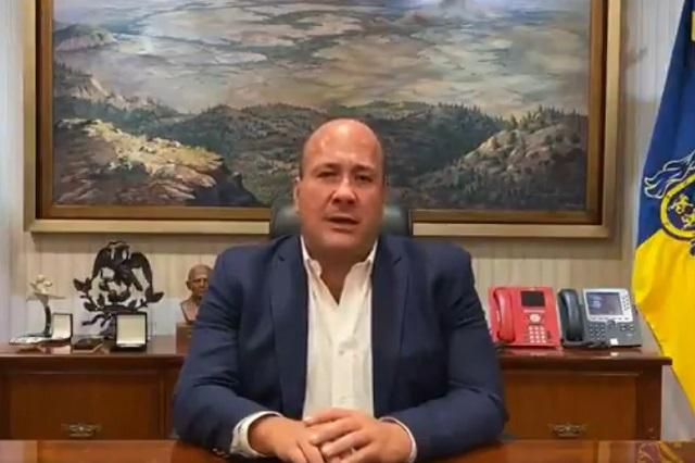 Jalisco es embestido por el gobierno federal para crear inestabilidad: Alfaro