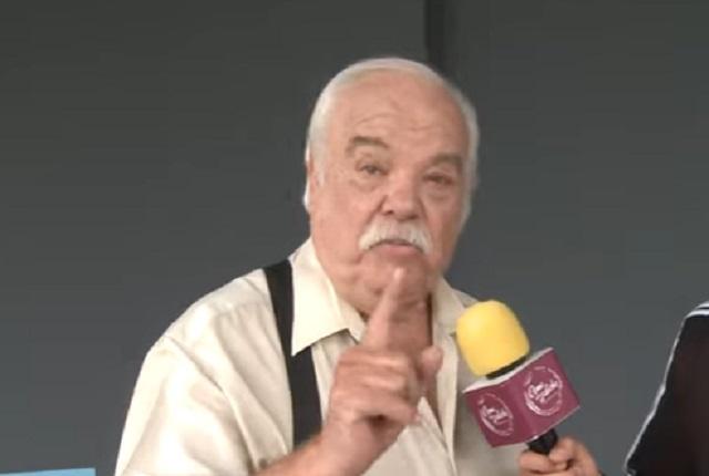 Murió el actor Enrique Becker, quien trabajara en Televisa y Tv Azteca