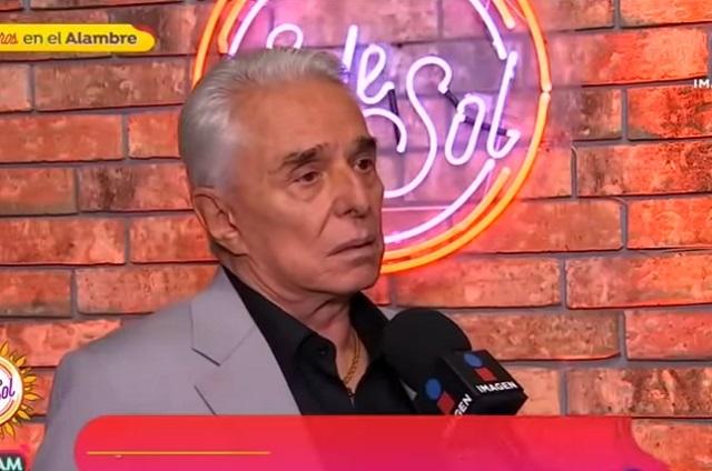 Enrique Guzmán confía en no tener una Sarita entre sus hijos