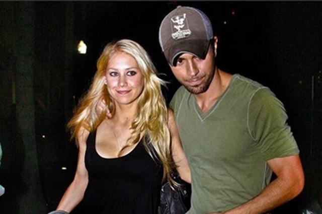 ¿Qué enamoró de Anna Kournikova a Enrique Iglesias?