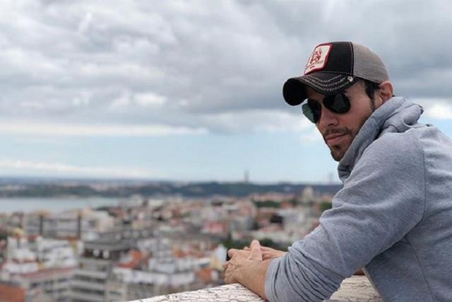 Enrique Iglesias revela el nombre de su hija menor y por qué le dirán Masha