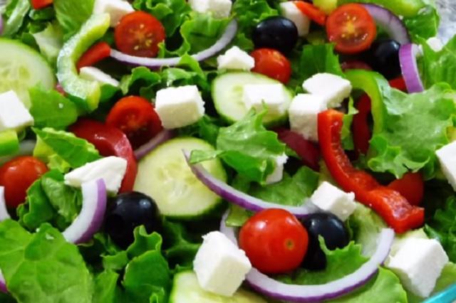 25 alimentos bajos en calorías
