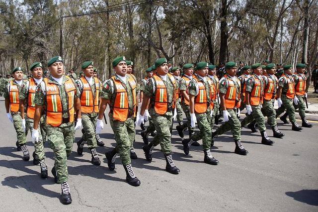 Gobierno estatal instalará 30 mil lugares gratuitos para el desfile