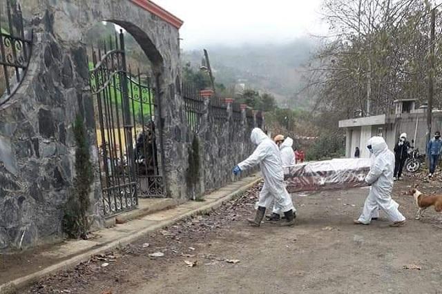 Exhiben mala aplicación de medidas contra Covid-19 en Zoquitlán