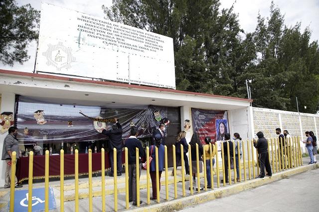 Crece a 4.2% abandono escolar en secundarias de Puebla
