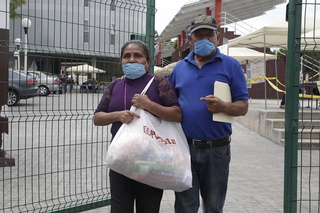 Supera Puebla el medio millar de contagios por Covid-19