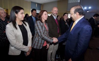 Gobierno federal reconoce trabajo del DIF a favor de la inclusión