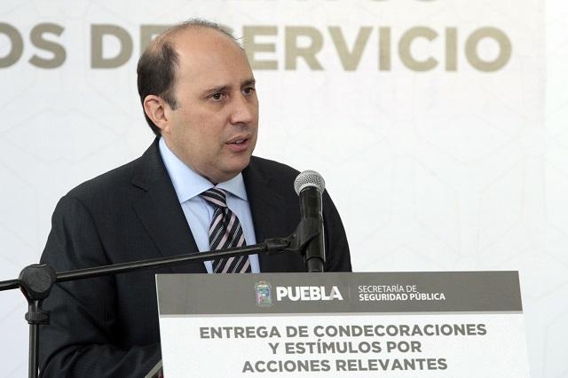 Cambio en Seguridad no afecta entrega- recepción: Manzanilla