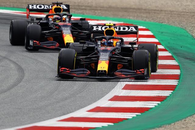 Hamilton y Verstappen, los más rápidos de las libres en Austria