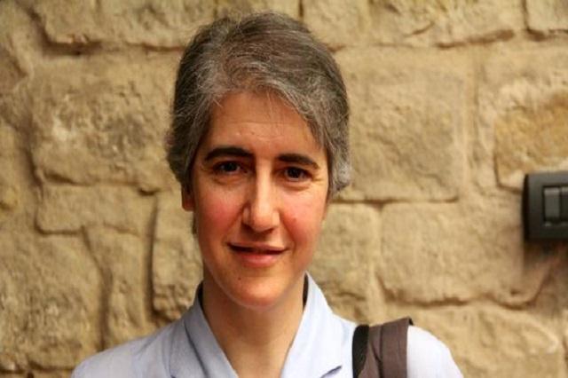 Confía monja Forcades que la iglesia católica aceptará unión homosexual