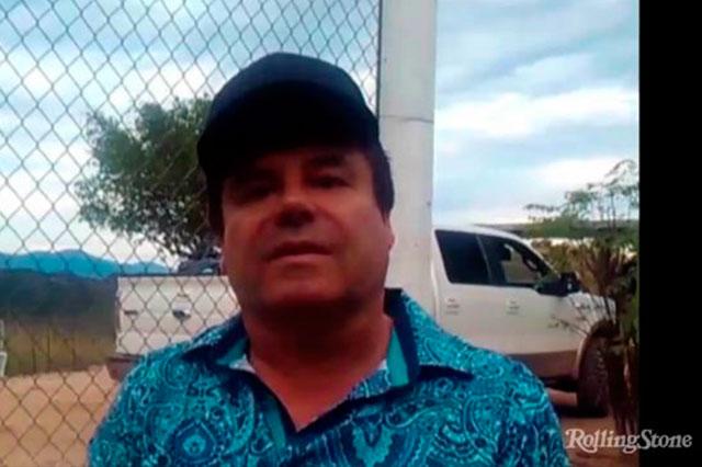 El Chapo ofreció una entrevista a Univision, pero quería palomearla