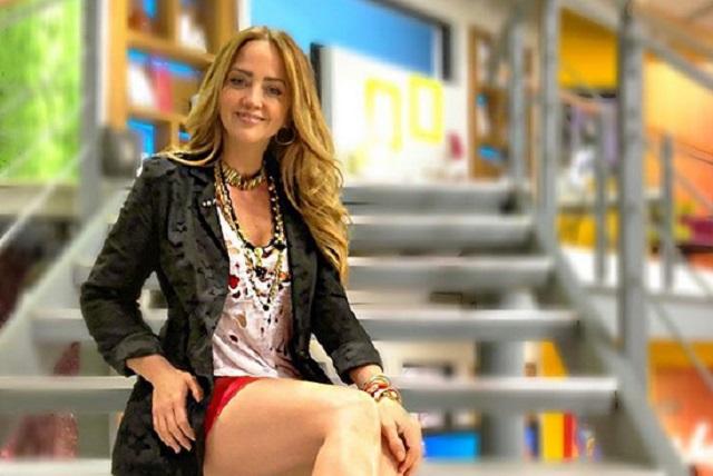 Andrea Legarreta revela la razón por la que no entrevistó a Atala Sarmiento