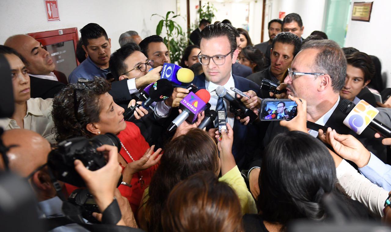 Diputado del PRI, Tarek Abdalá, no será desaforado