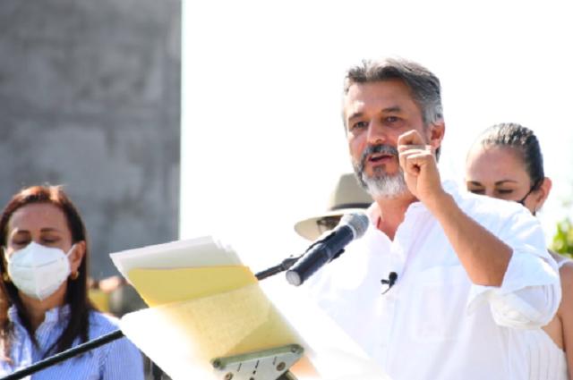 Exmorenovallista va por alcaldía de San Andrés como independiente