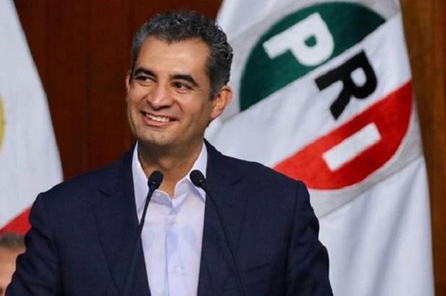 Especulan que Enrique Ochoa dejará la presidencia del PRI