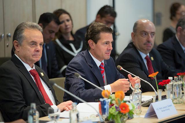 Viaja Peña Nieto a Europa para visita a tres países