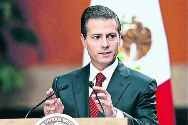 EPN se reunirá con su gabinete para revisar la situación del país