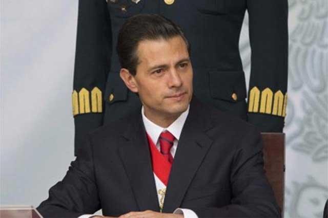 EPN se reúne con familiares de mexicanos asesinados en Egipto