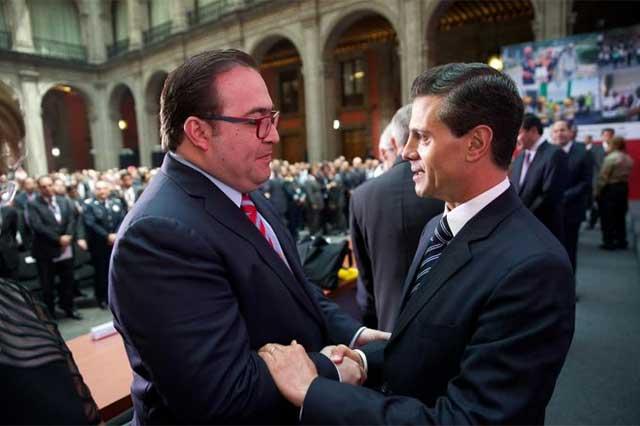 Peña Nieto es peor evaluado que Javier Duarte, según encuesta