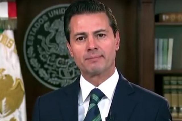 EPN anuncia que EU y México lograron un acuerdo comercial