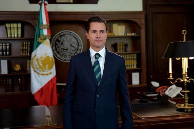 Restan 3 días a Enrique Peña Nieto como presidente