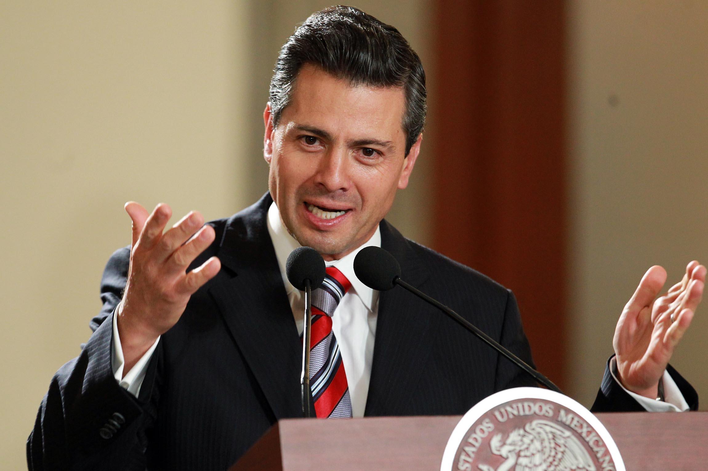 Peña Nieto se reunirá con John Kelly y Rex Tillerson