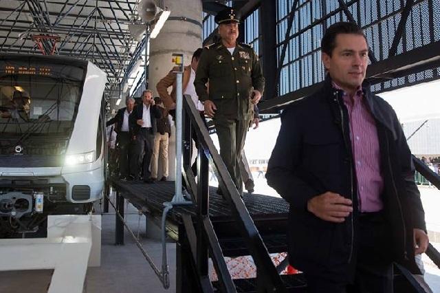 Faltan 8 días para que EPN deje la presidencia de México