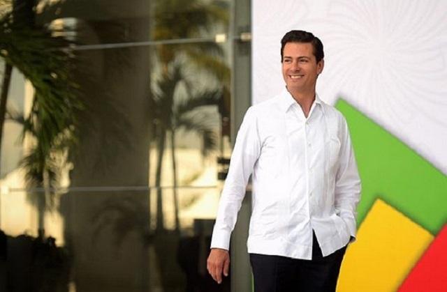 ¿Y la fiesta de despedida?, le preguntan a Peña Nieto