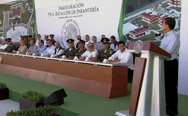 Enojo social no debe ocultar avances, dice Peña Nieto