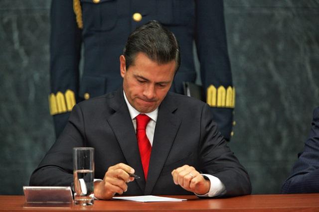 Desmienten que EPN haya endeudado a México con 10 mil mdd más