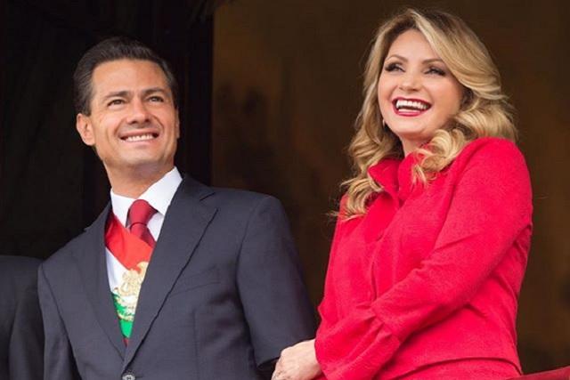 7 amorosos mensajes que EPN dedicó a Angélica Rivera