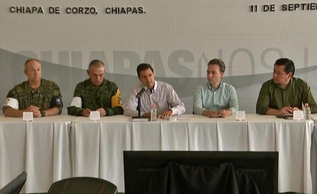 EPN plantea 3 objetivos para atender a damnificados del sismo
