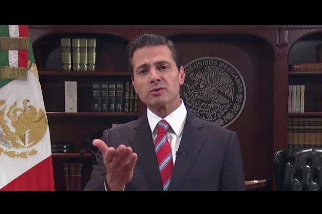 AMLO dice que no sabe si investigan a Enrique Peña Nieto