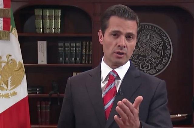 EPN dejó en una posición fiscal sólida a México, dice Moody's