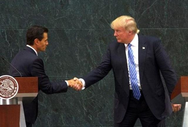 EPN y Trump podrían coincidir en la Cumbre de las Américas, en Lima, Perú