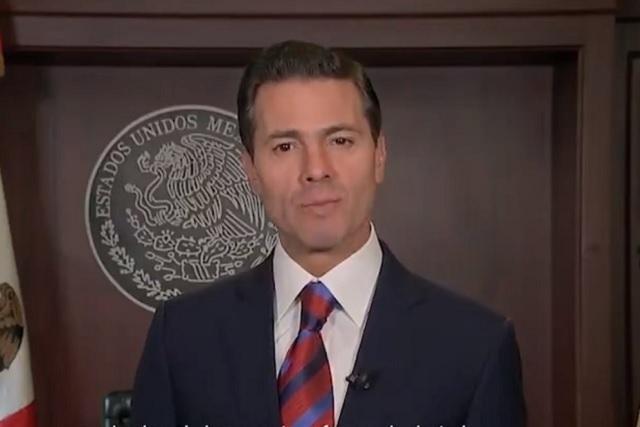 Militantes exigen expulsar del PRI a Enrique Peña Nieto