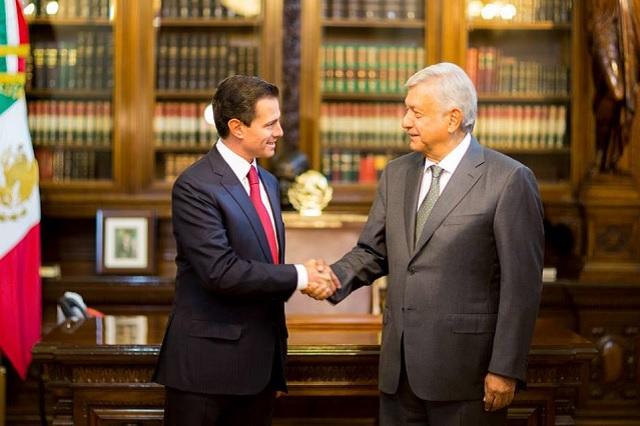 EPN y AMLO emitirán hoy por primera vez un comunicado conjunto