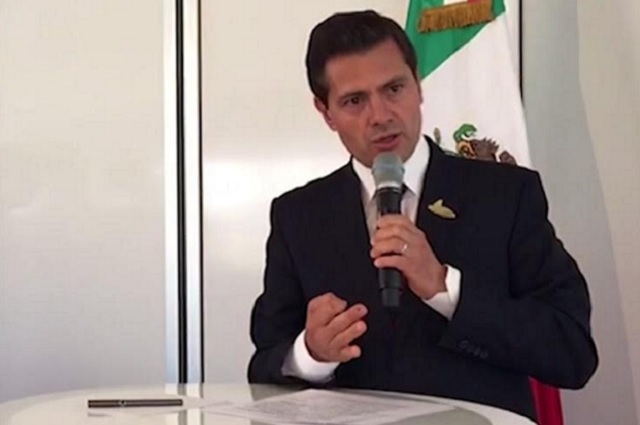 EPN afirma que la relación México-EU no puede marcarse por murmullos