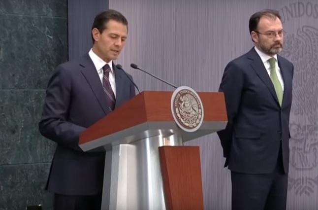 Abogado de Lozoya pide llamar a declarar a EPN y a Luis Videgaray