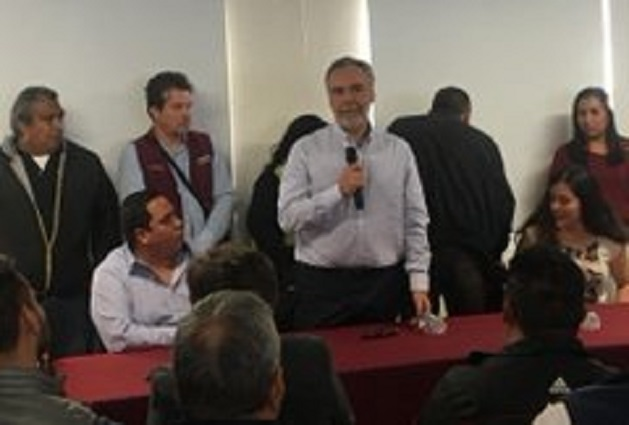 Pide Ramírez Cuellar retomar origen ciudadano de Morena