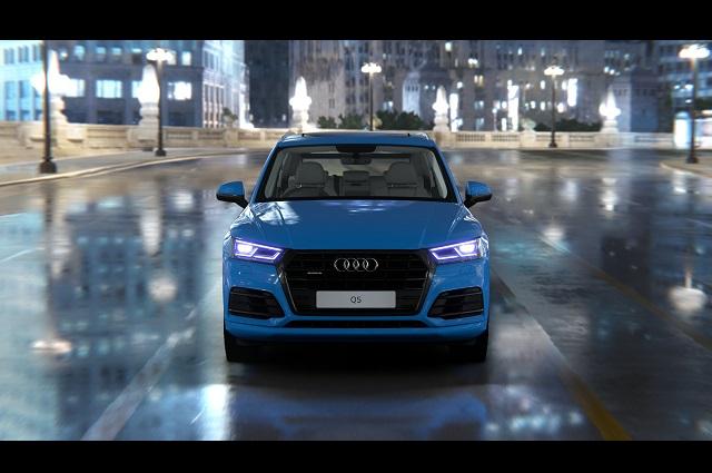 Audi Q5 es fabricación exclusiva de Puebla: Auer